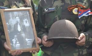 Довоенная фотография Медведева Г.Н.